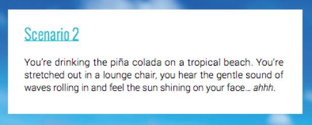 Pina Colada Scenario 2