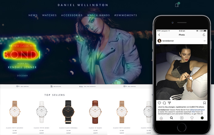 Daniel Wellington Case Study