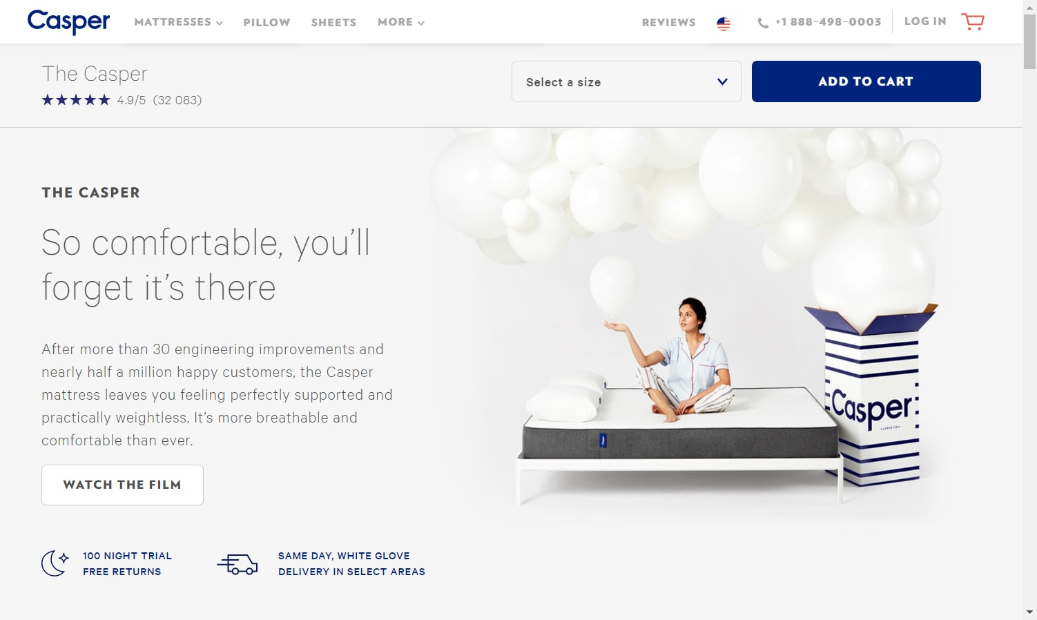 How Casper Became A 300 Million Mattress Ecommerce Powerhouse In Less Than 3 Years King Kong