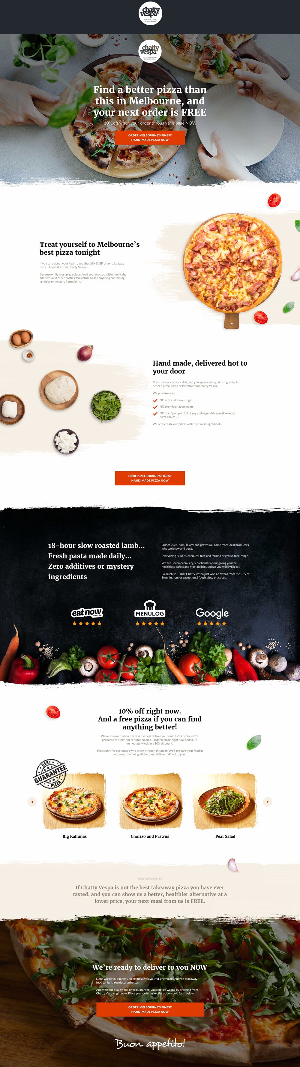 High Converting Landing Page Designers & Development
