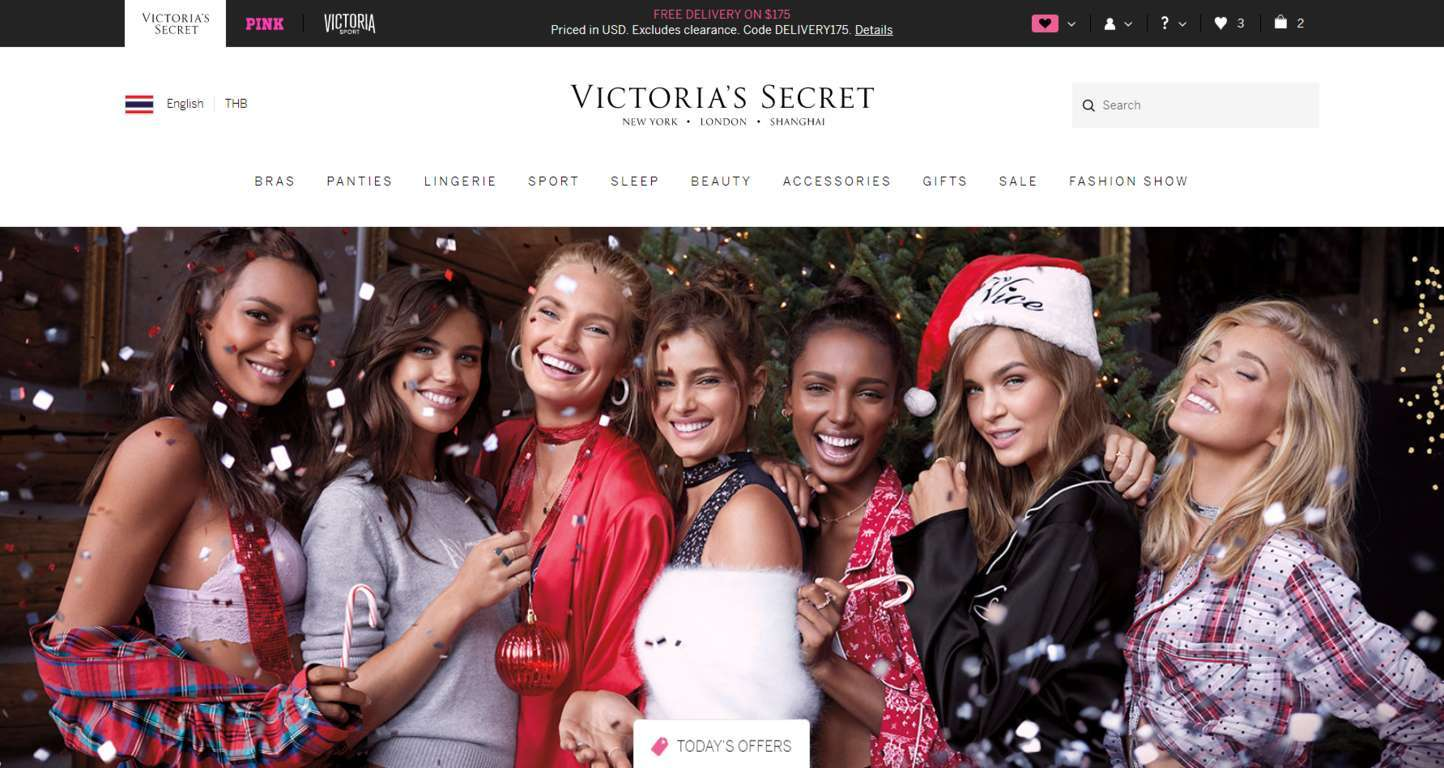 946c3b4bb559 Victoria's Secret is a brand that sells much more than a product; it sells  a lifestyle.