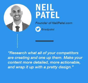 Neil Pateil Research