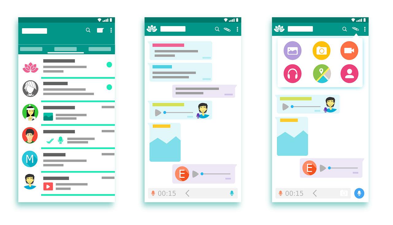 Chatbot social media integration